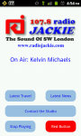 Radio Jackie Android app
